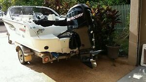 Price drop,  2010 Stacer Easy-rider Evo. Bayview Darwin City Preview