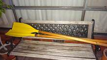 BOAT OARS 6 FOOT  ( 1 PAIR ) Greenwood Joondalup Area Preview