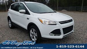 Ford Escape SE, Traction intégrale