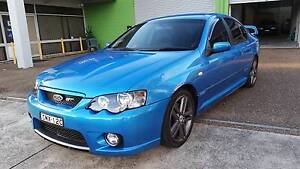 2003 Ford FPV GT 5.4L 8 Cylinder Sedan - Rare 5 Speed Manual Waratah Newcastle Area Preview