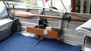 Aluminium boat, outboard, trailer Aroona Caloundra Area Preview