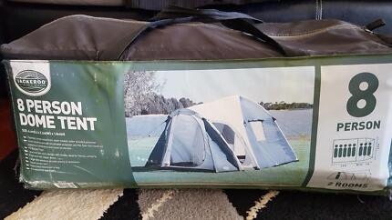 TENT JACKEROO 8 PERSON & jackeroo tent | Camping u0026 Hiking | Gumtree Australia Free Local ...