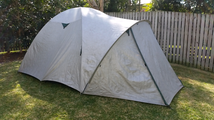 Kookaburra Traveller 4V Dome Tent & kookaburra tent | Camping u0026 Hiking | Gumtree Australia Free Local ...