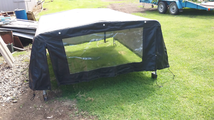Ute canopy & canvas ute canopy in Queensland | Gumtree Australia Free Local ...