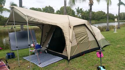 Black wolf turbo tent 240 plus lite. & black wolf tent turbo 240 | Gumtree Australia Free Local Classifieds