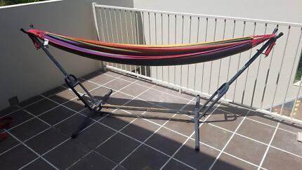 double hammock multi coloured aldi hammock   gumtree australia free local classifieds  rh   gumtree   au