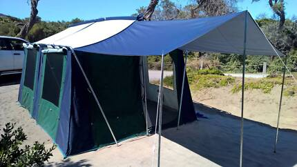 Tent - Stockman Weekender & used stockman tent | Sport u0026 Fitness | Gumtree Australia Free ...