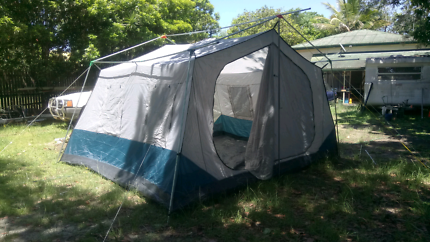Tent 12 person & Jackaroo 12 person dome tent | Camping u0026 Hiking | Gumtree ...