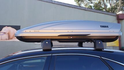 RENT   Thule Motion 600 Roof Box