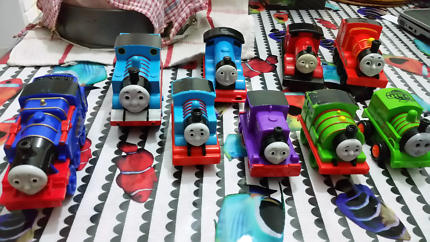 Engines From Thomas The Tank Engine
