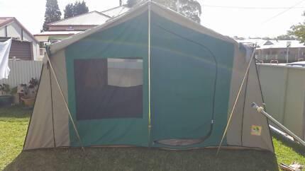 Tent  Himalaya  & canvas tent in Newcastle Region NSW | Camping u0026 Hiking | Gumtree ...