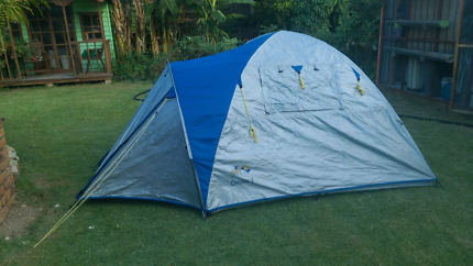DMH Australia Omeo 3 dome tent. & dmh in Ipswich Region QLD | Camping u0026 Hiking | Gumtree Australia ...