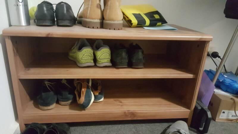 Ikea Shoe Rack | Other Furniture | Gumtree Australia Melbourne City    Southbank | 1178206728