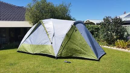 Oztrail breezeway 6v tent & Oztrail 9 man tent | Camping u0026 Hiking | Gumtree Australia ...