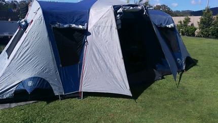 Coleman Chalet 9 Cv Review Outback & Coleman Chalet Dome Tent Review - Best Tent 2018
