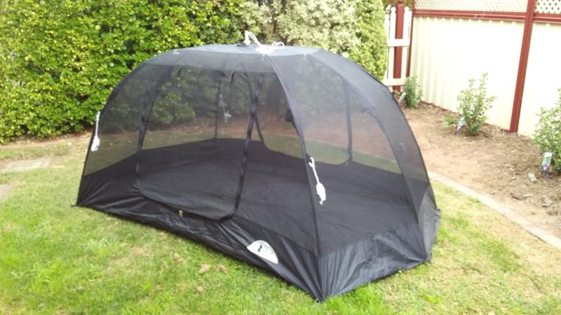Black Stump Mosquito Dome Tent & Black Stump Mosquito Dome Tent | Camping u0026 Hiking | Gumtree ...