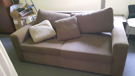 sofa bed fold out couch sofas gumtree australia yarra area richmond - Fold Out Sleeper Chair
