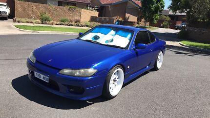 1999 Nissan Silvia S15 JDM Spec R Manual 200SX