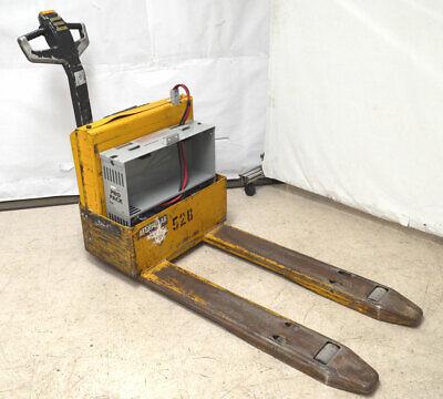 Cat Caterpillar Npp40 24v Electric Pallet Jack Lift Truck 4000 6up Walk-behind