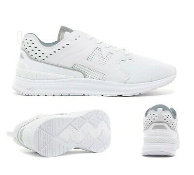 Mens New Balance ML1550 Hybrid White Trainers (PF1) RRP £79.99