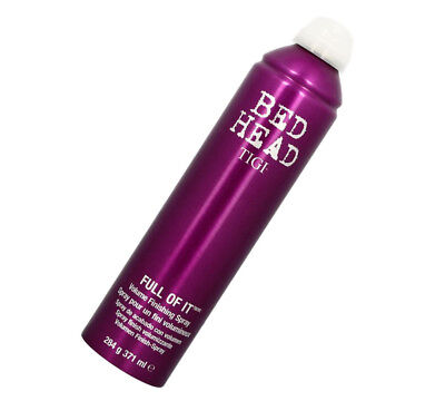 Finishing Spray Haarspray (TIGI BED HEAD FULL OF IT VOLUME FINISHING SPRAY HAARLACK 371 ML)