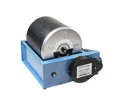 LORTONE QT12 Poliermaschine mit 4,3 Liter Poliertrommel USA
