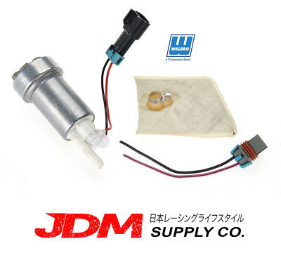 WALBRO 450LPH E85 RACING FUEL PUMP KIT FOR 94-01 ACURA INTEGRA LS B18 DC2 DOHC