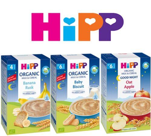 HIPP organic milk & cereal GOOD NIGHT 250g.
