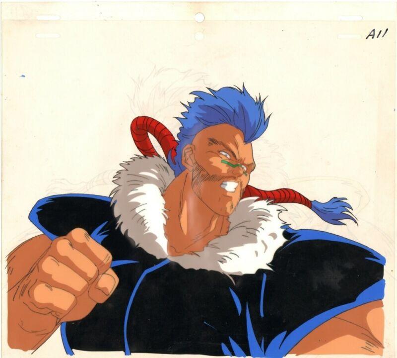 Anime Cel Yu Yu Hakusho #193