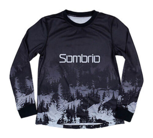 Sombrio Cascadia Jersey - Long-Sleeve - Women's Black, XS