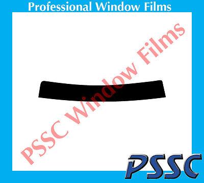 PSSC Pre Cut Sun Strip Car Window Films for VW Polo 5 door Hatchback 2002-2004 20/% Dark Tint