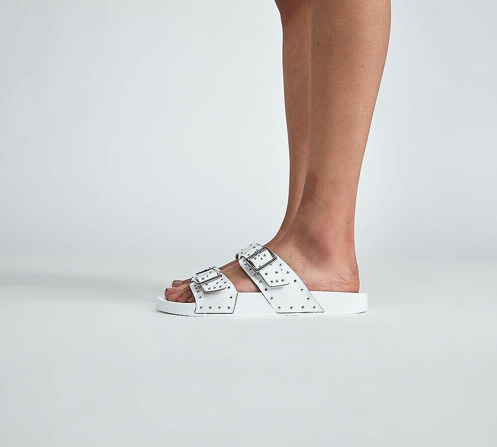 Womens JuJu Fergie X-Sling Black Sandals RRP £14.99 Size 4
