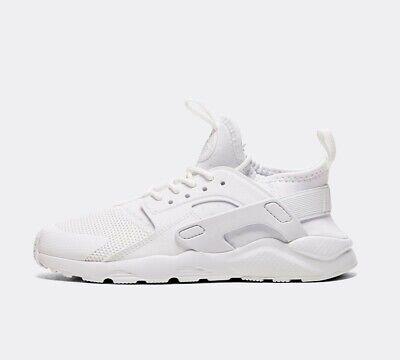 Infant Nike Huarache Ultra White Trainers (NF1) RRP £54.99