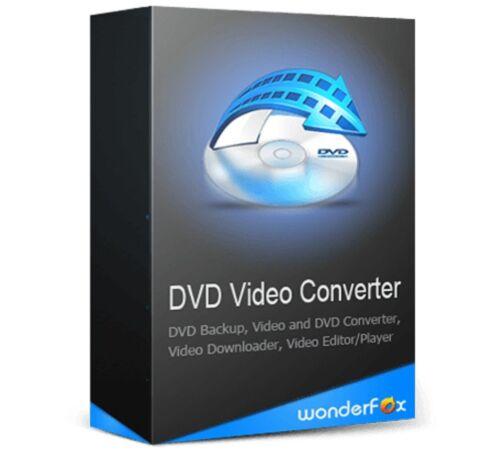 WonderFox DVD Converter Ripper 14 Full Version - Windows - Instant Download