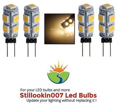 4 - Landscape LED bulbs, WARM WHITE 9LED G4 Path, Garden & Landscape Lighting