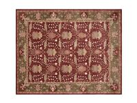 Persian style rug from Pottery Barn. 12ft x 9ft. 100% wool. Fulham / West Brompton area