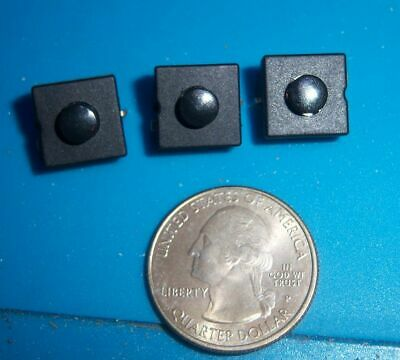 Mini Push Button 12mm On Off Switches Square 6 Weatherproof 30v Ship From Usa