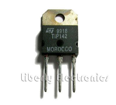 New Power Darlington Transistor - Tip142