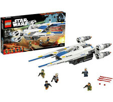 LEGO 75155 Star Wars Rogue One Rebel U Wing Playset Toy For Ages 8+