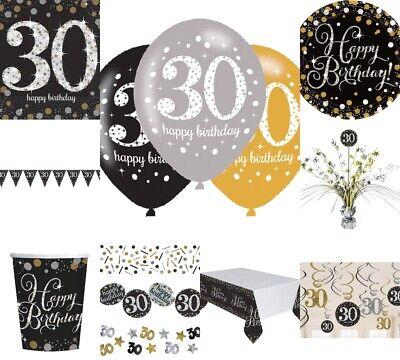 30. Geburtstag Dekoration mit der Zahl 30 Deko - Dekoration Der Party