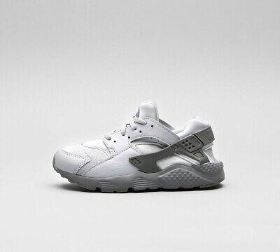Infant Nike Huarache Run Wolf Grey Trainers (NF1) RRP £49.99