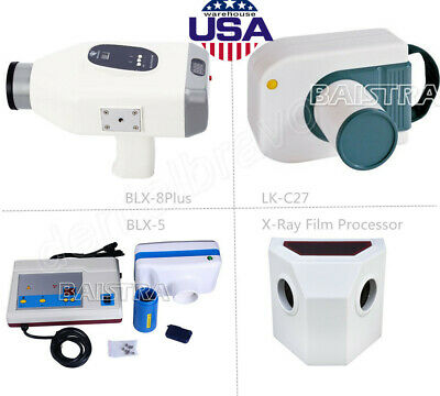 Usa Dental X-ray Film Processor Developer Manual Washing X Ray Machine