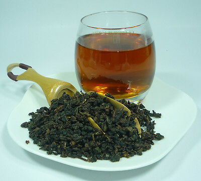 Gaba Oolong Tea, Heathy Tea, 100% Natural Loose Leaf Tea, Fresh Flavor, 3.5oz ()