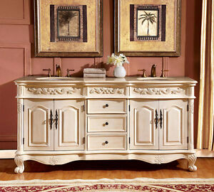 double sink vanity tops for bathrooms. 72 inch Double Sink Vanity Marble Top Bathroom Cabinet Bath Furniture 0250CM  eBay