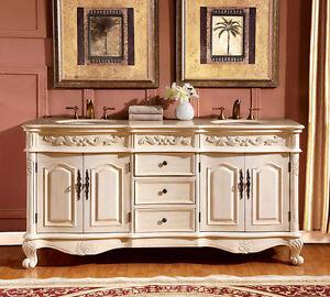 72 inch double sink vanity marble top bathroom cabinet bath furniture 0250cm - 72 Inch Bathroom Vanity Double Sink