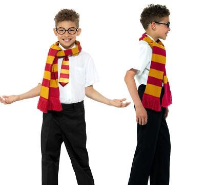 Harry Potter Schule Junge Set Kostüm Costumeworld Buch Tag Verkleidung