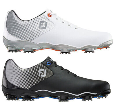FootJoy DNA Helix Golf Shoes Leather Waterproof Men's New - Choose Color & - Leather Waterproof Golf Shoes