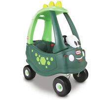 Little Tikes 173073E3 Dino Cozy Coupe Ride-On Toy With 360 Front Wheel