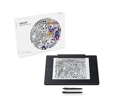 2017 New model Wacom pen tablet Intuos Pro Paper Edition Large PTH-860 / K1 F/S for sale  Shipping to Nigeria