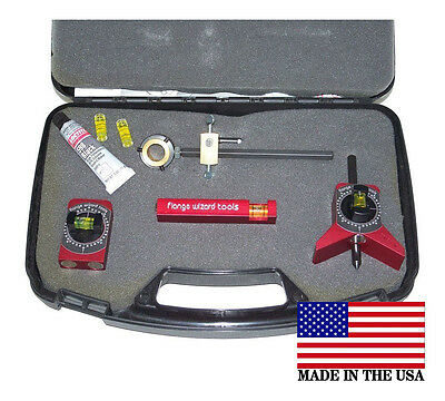 Flange Wizard 8915 Lil Wiz Case Tool Kit